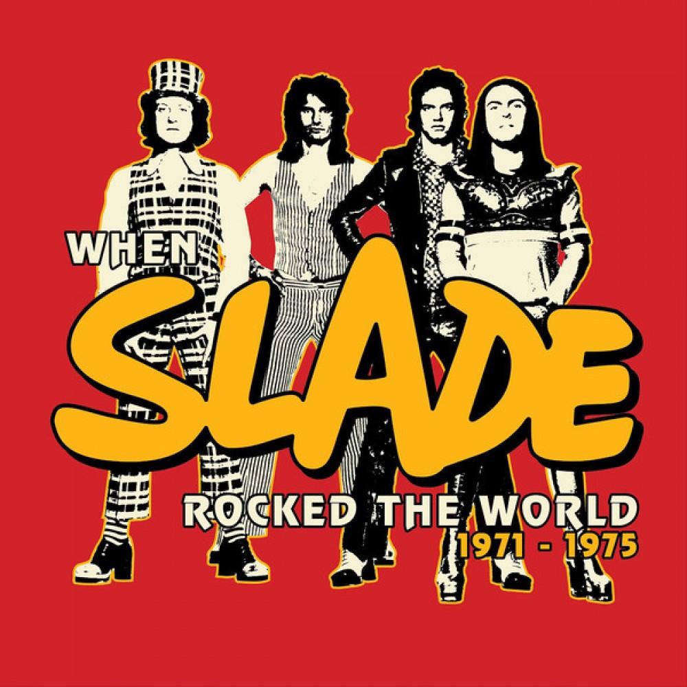 Альбом When slade rocked the world (13 LP)