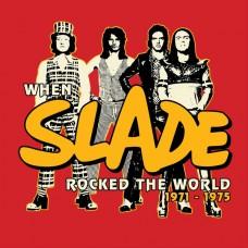 When slade rocked the world (13 LP)