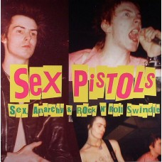 Sex Anarchy & Rock'n'Roll swindle