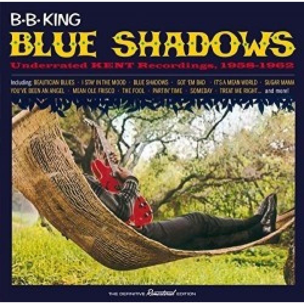 Альбом Blue Shadows