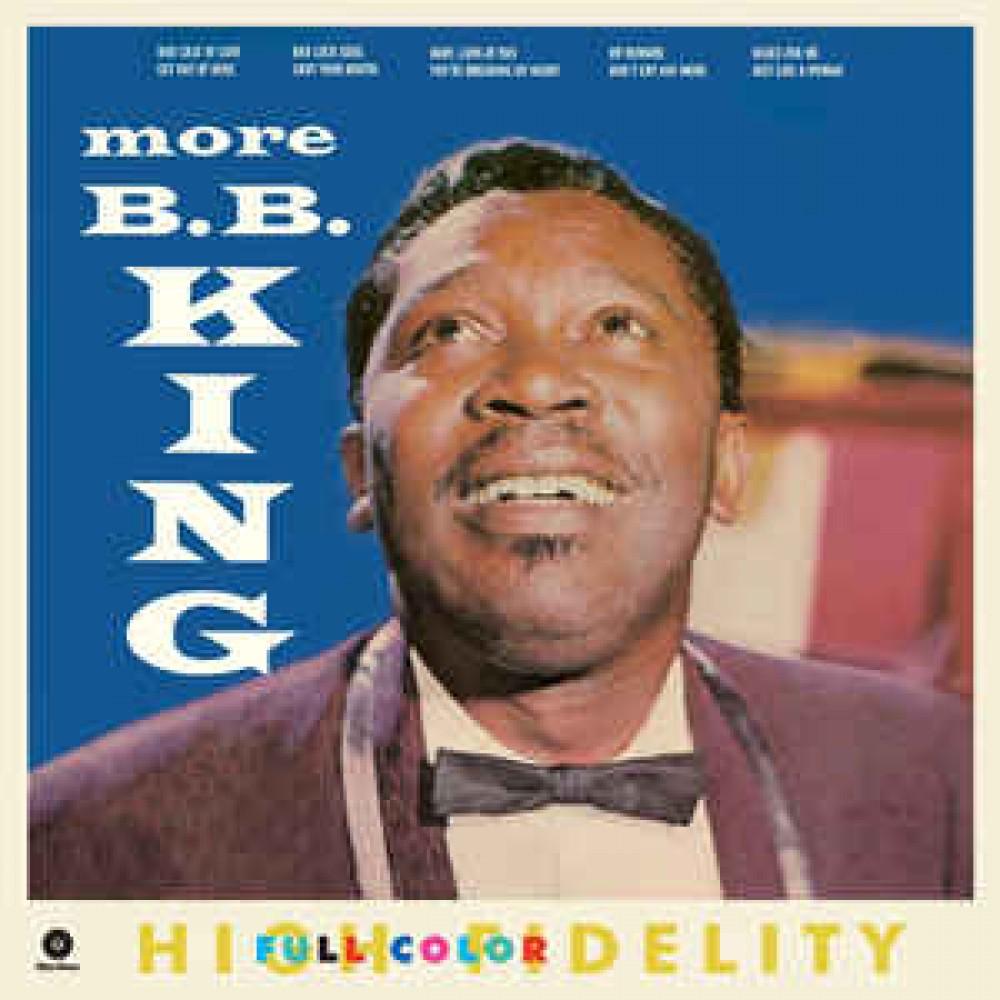 Альбом More B.B. King