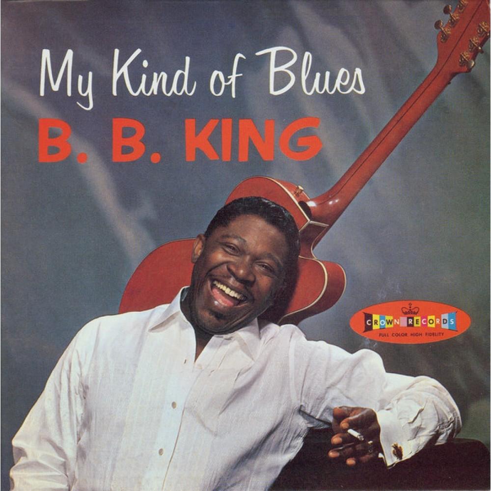 Альбом My kind of blues