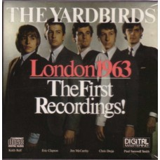 First Recordings London 63