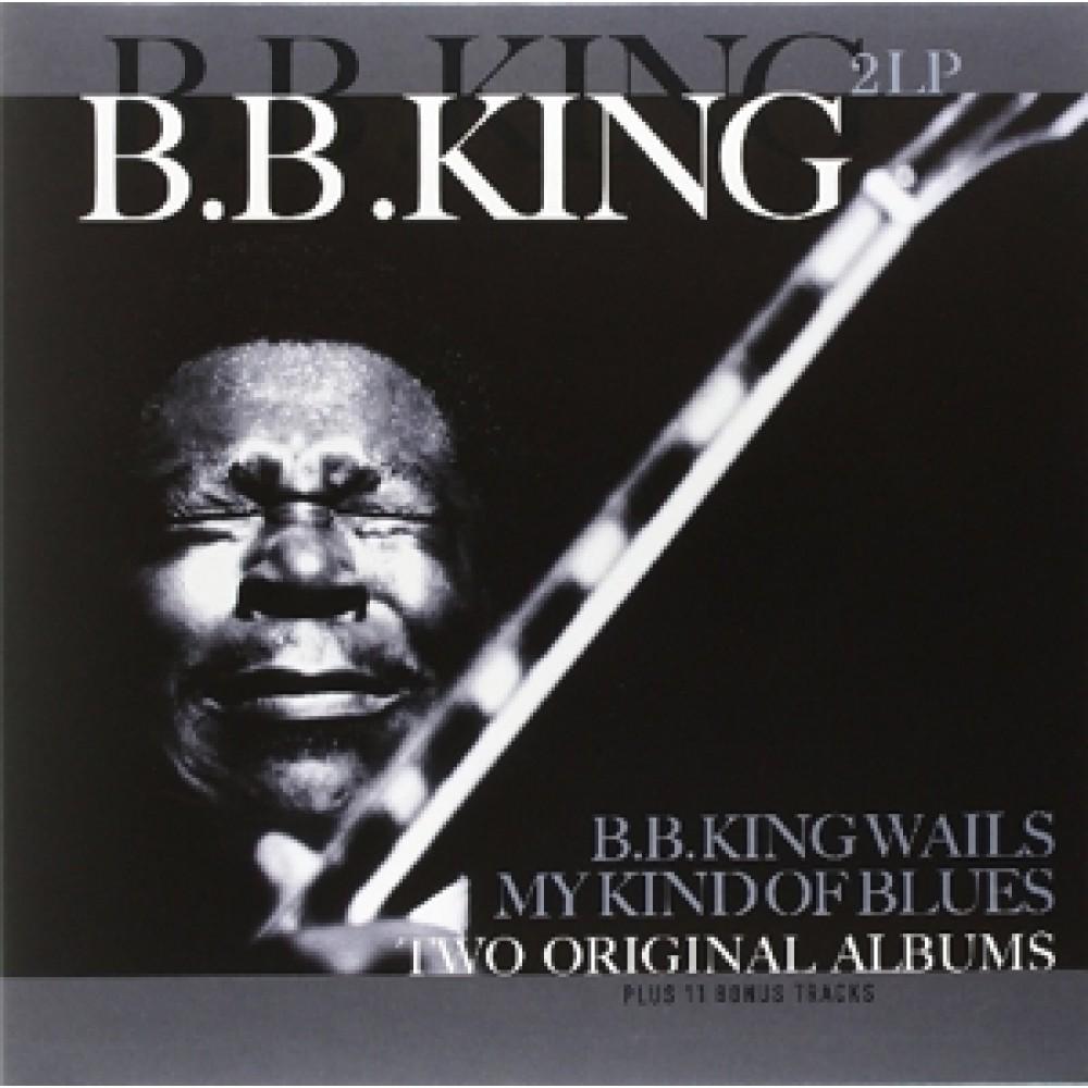 Альбом B.B. King Wails/My Kind of Blues