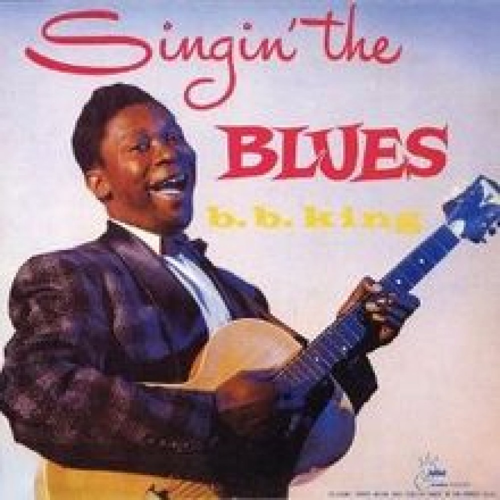 Альбом Singin' the Blues