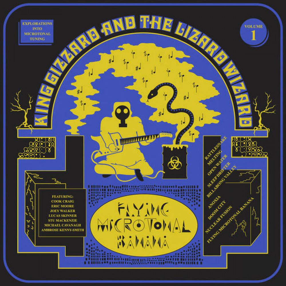 Альбом Flying Microtonal Banana