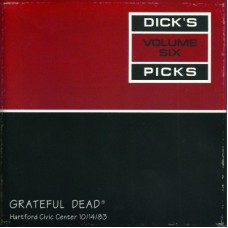 Dick's Picks Vol.6 Civic Center, Hartford 1983