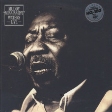 """Muddy Mississippi"""" Waters Live"""""""