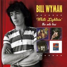 White Lightnin' -the Solo Albums