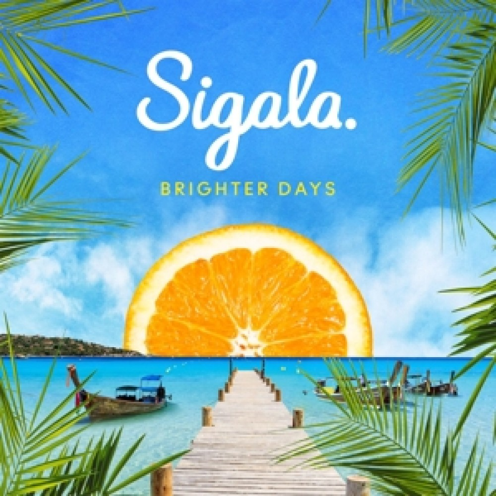 Альбом Brighter Days