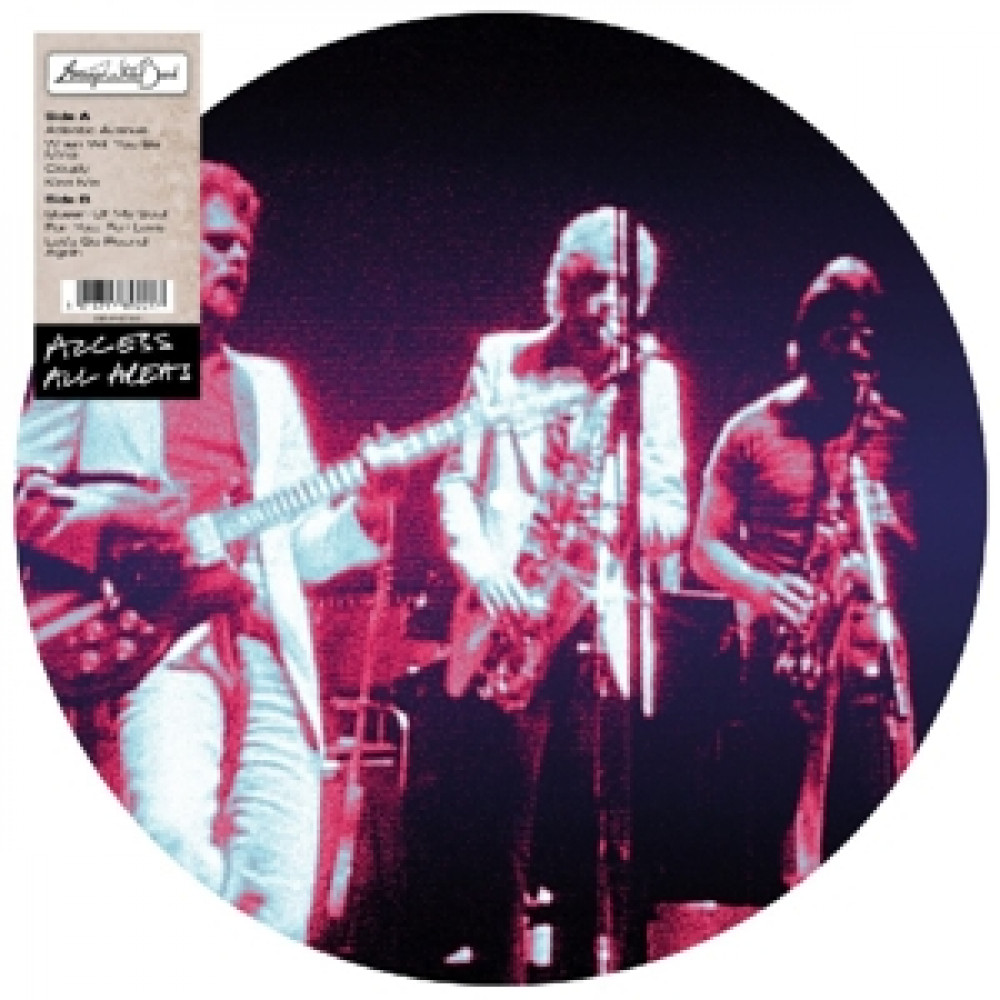 Альбом Access All Areas (Picture Disc)