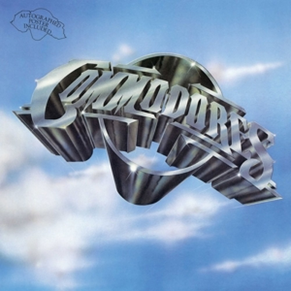 Альбом Commodores