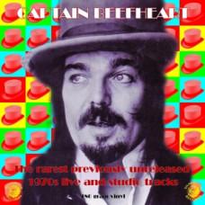Rarest Previously Unreleased 1970s Live & Studio Tracks