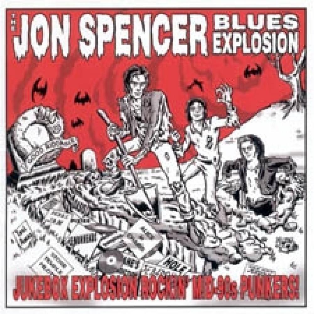 Альбом Jukebox Explosion