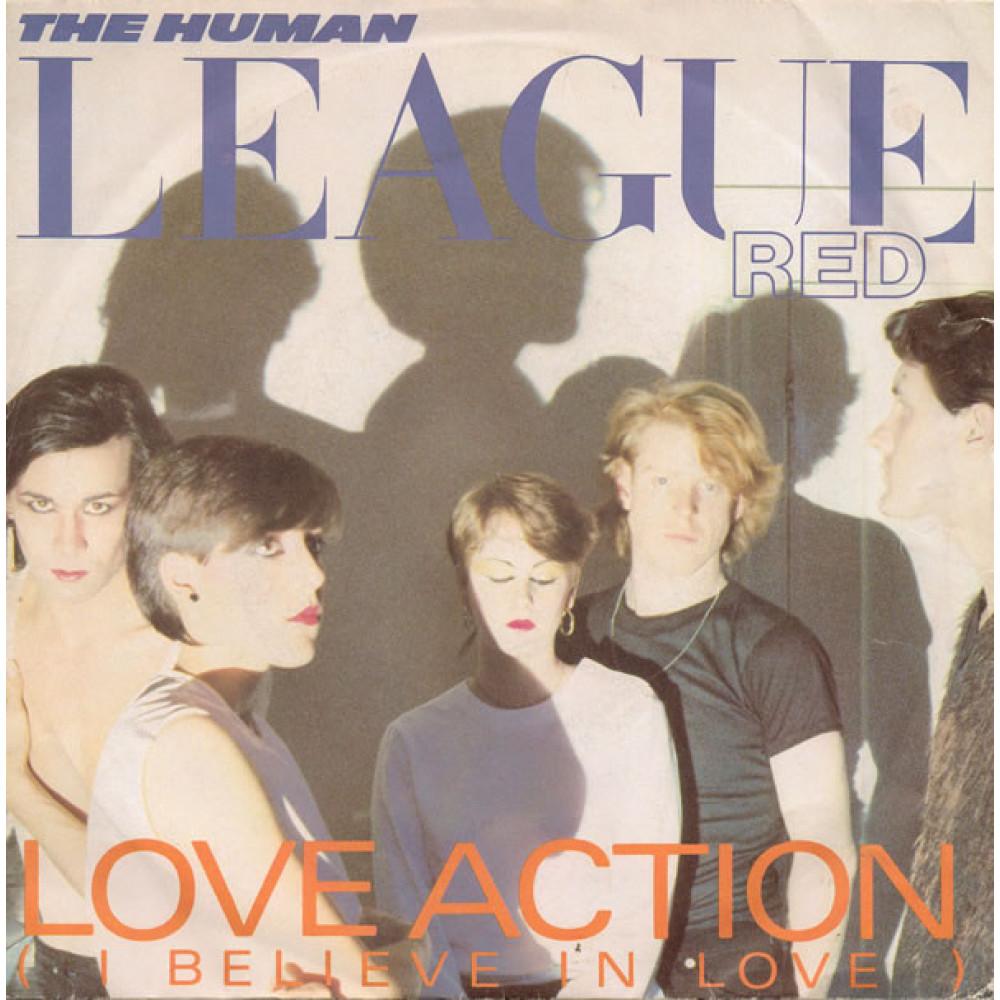 Альбом Love Action (I Believe In Love)