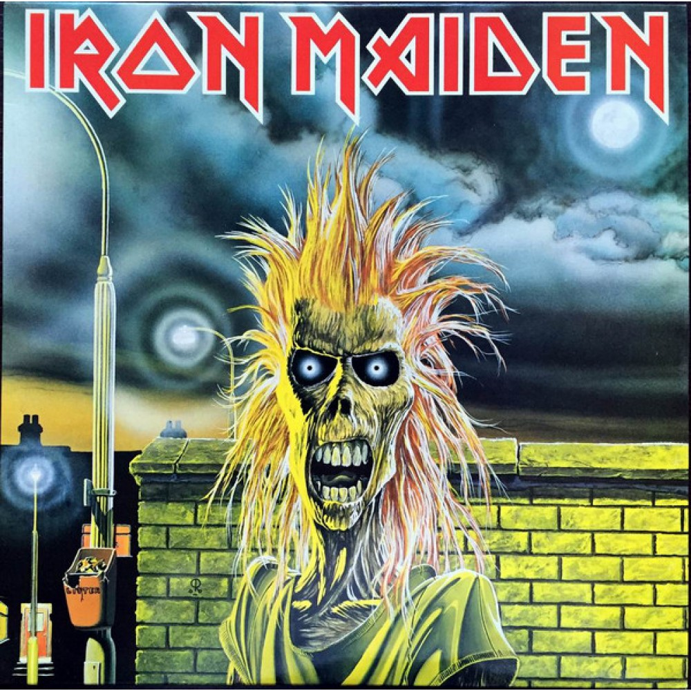 Альбом Iron Maiden