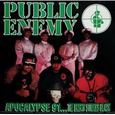 Apocalypse 91 ..the Enemy Strikes Black