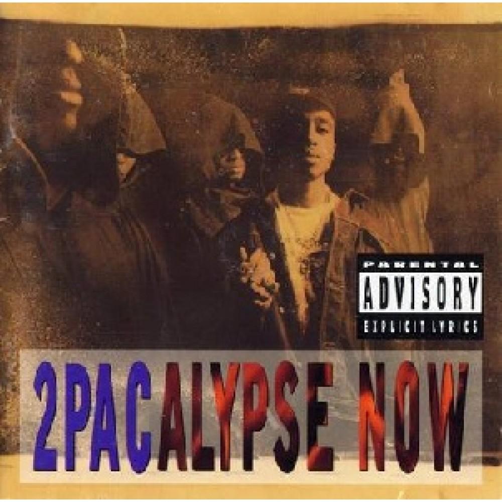 Альбом 2Pacalypse Now