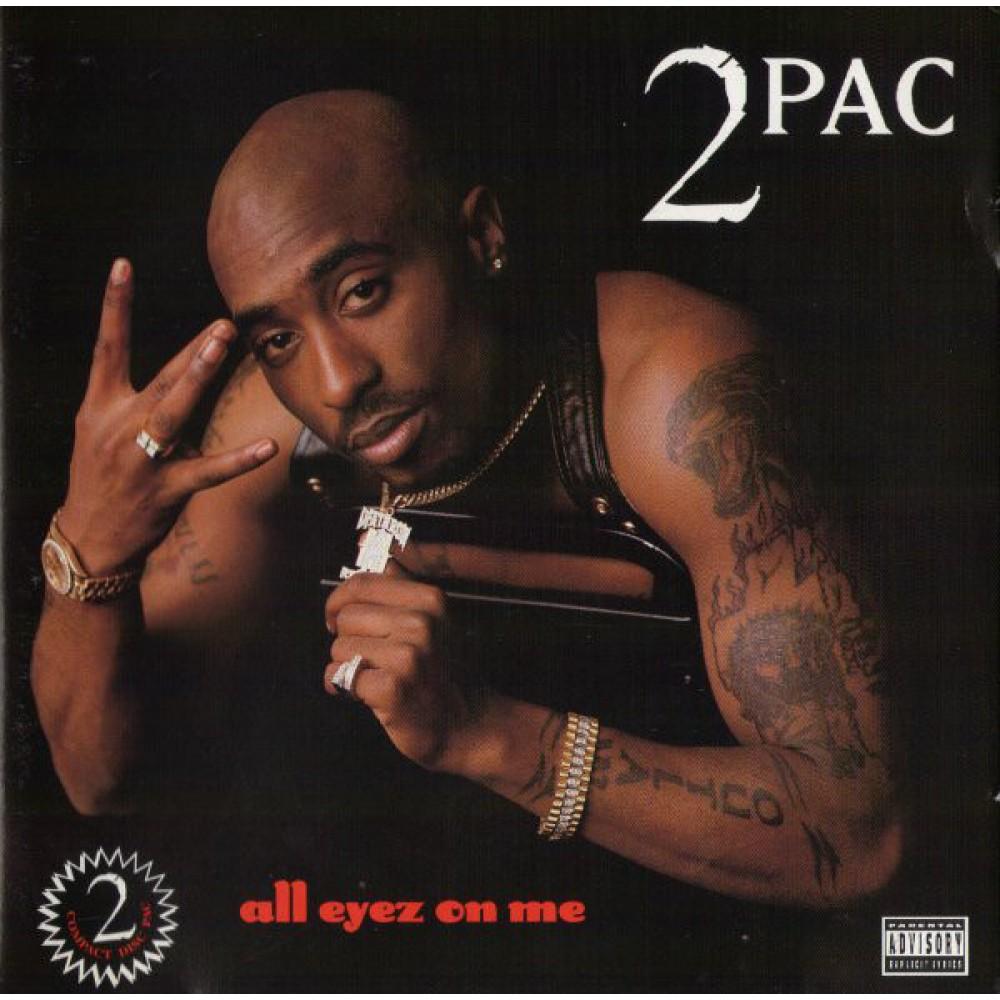 Альбом All Eyez On Me