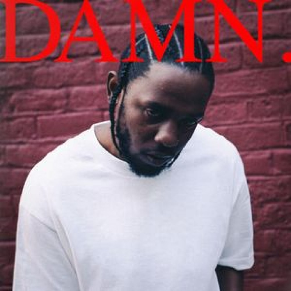 Альбом Damn.