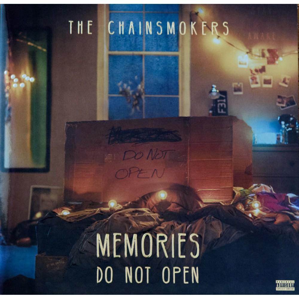 Альбом Memories Do Not Open