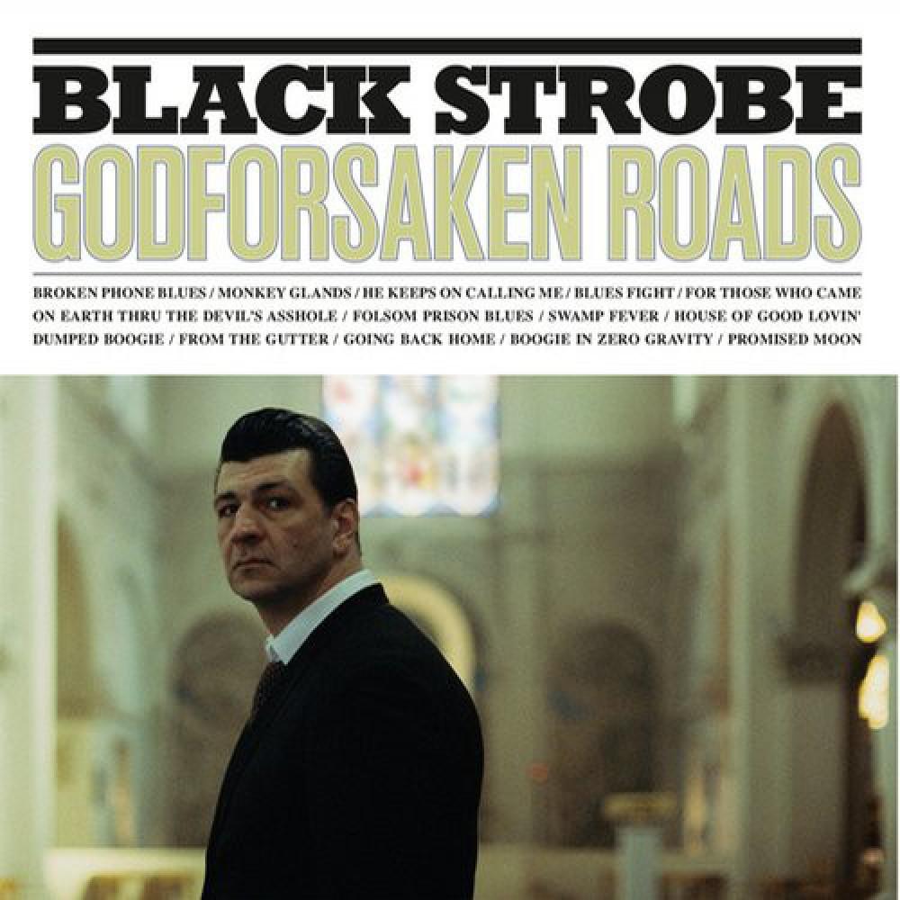Альбом Godforsaken Roads