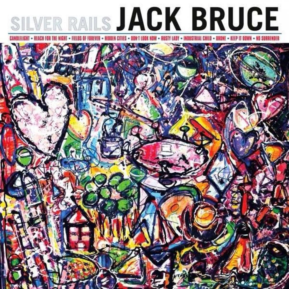 Альбом Silver Rails