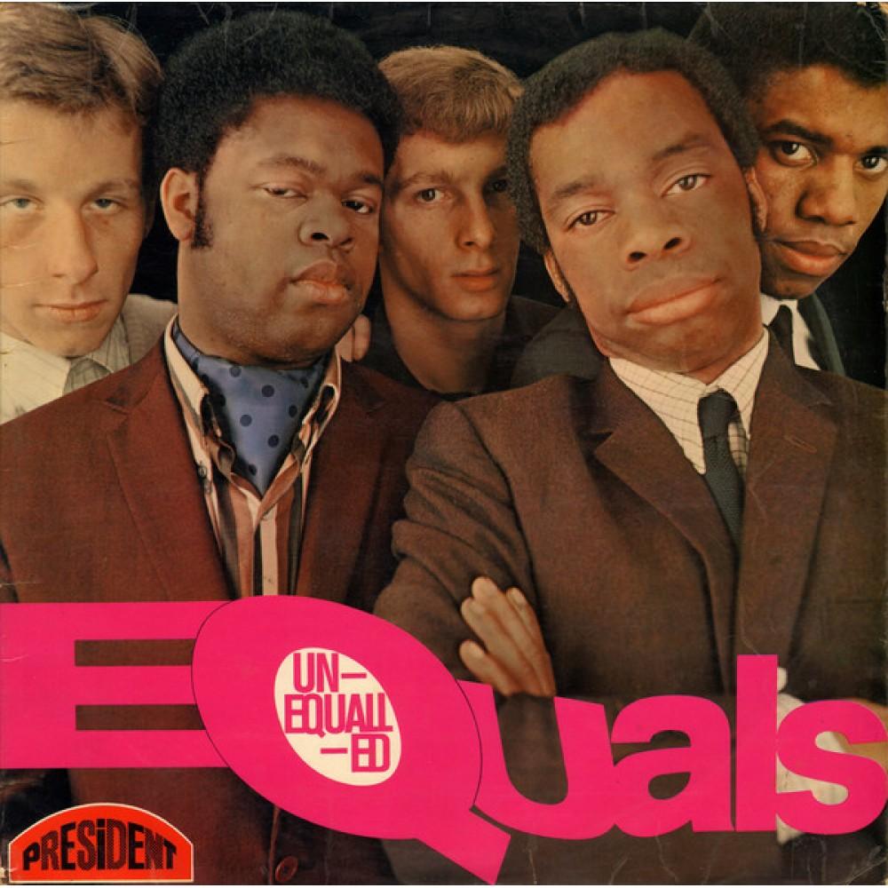 Альбом Unequalled Equals