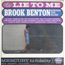Lie To Me: Brook Benton Singing the Blues