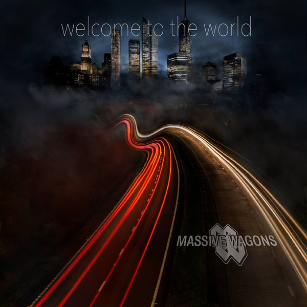Альбом Welcome To the World