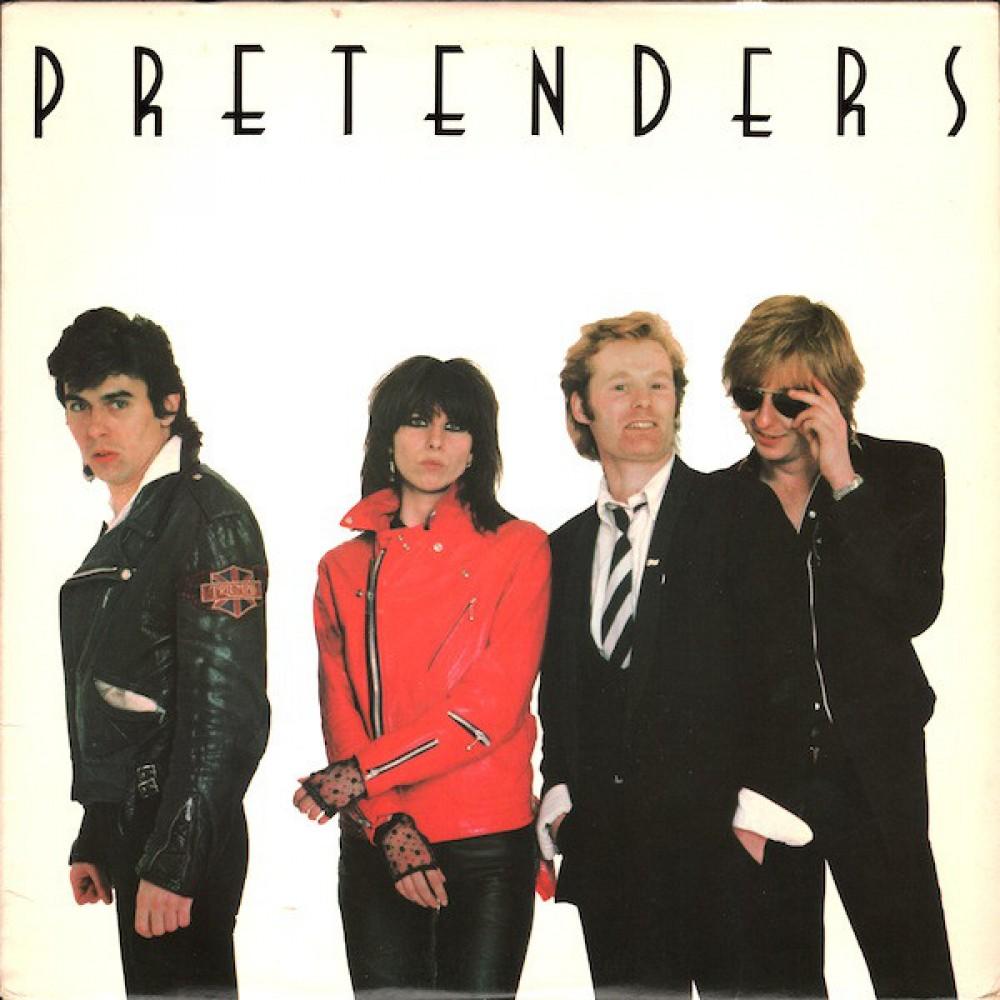 Альбом Pretenders