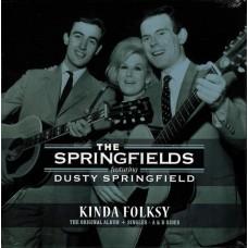 Kinda Folksy - Original Album + Singles a & B Sides