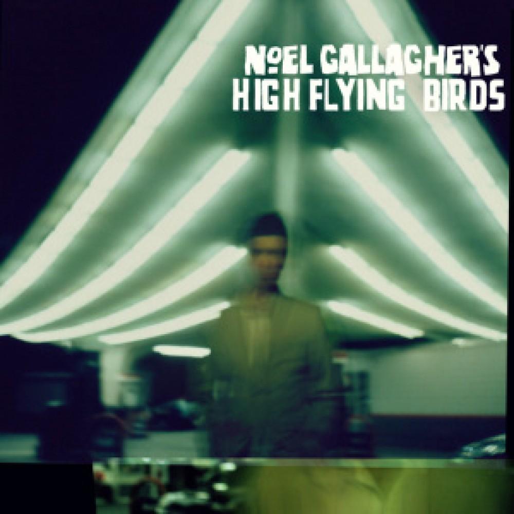 Альбом Noel Gallaghers High Flying Birds