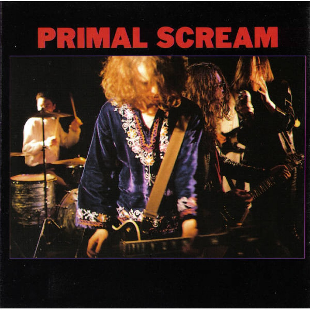 Альбом Primal Scream