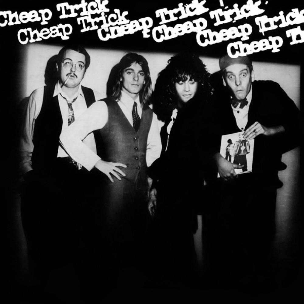 Альбом Cheap Trick