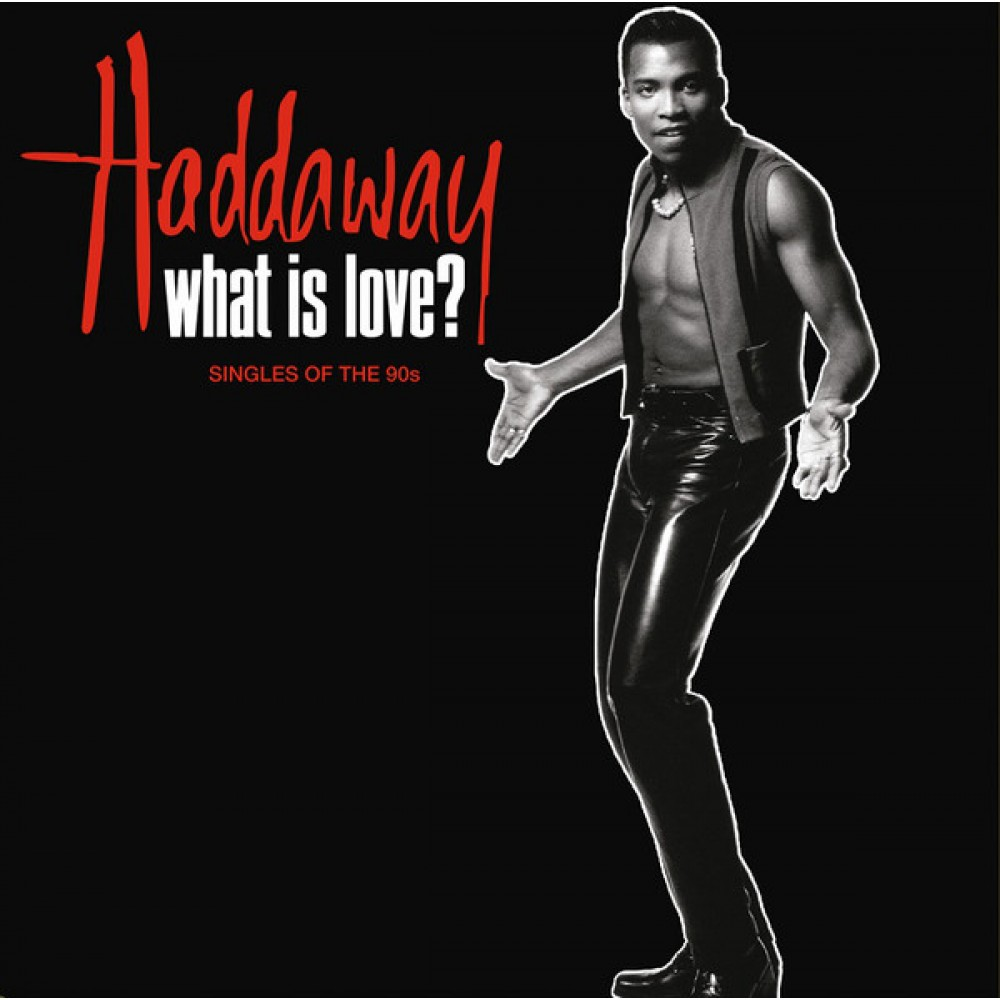 Альбом What Is Love?