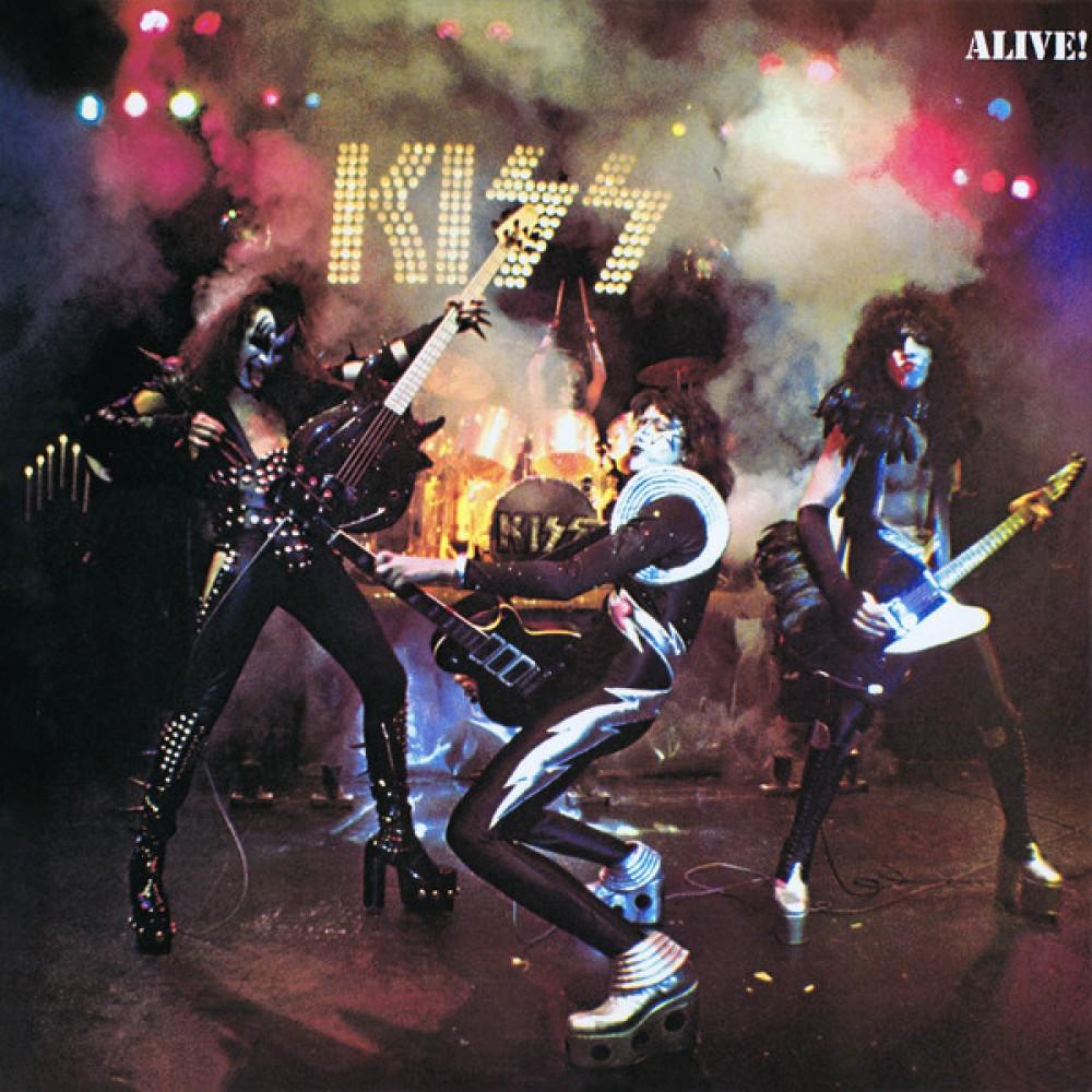 Альбом Alive!