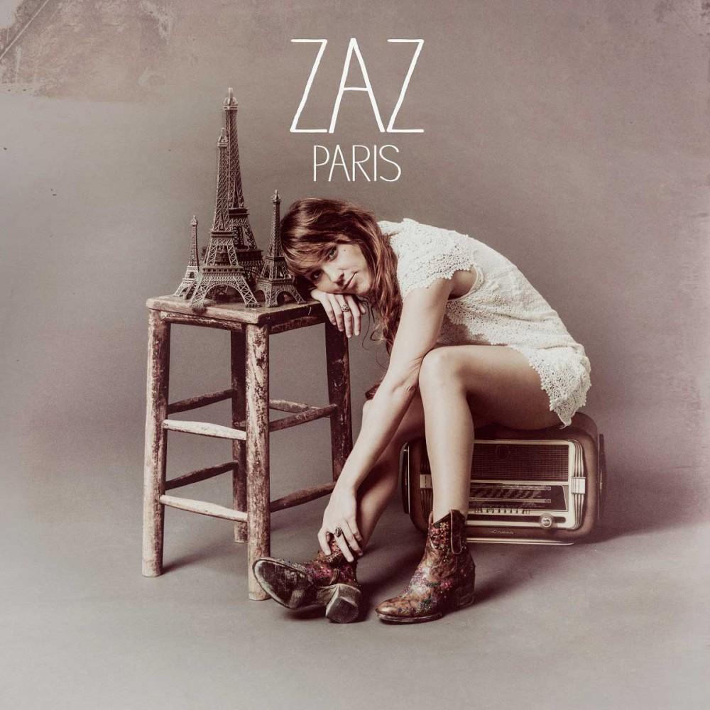 Альбом Paris