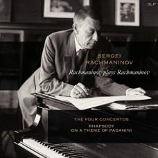 Rachmaninov Plays Rachmaninov The Four Concertos