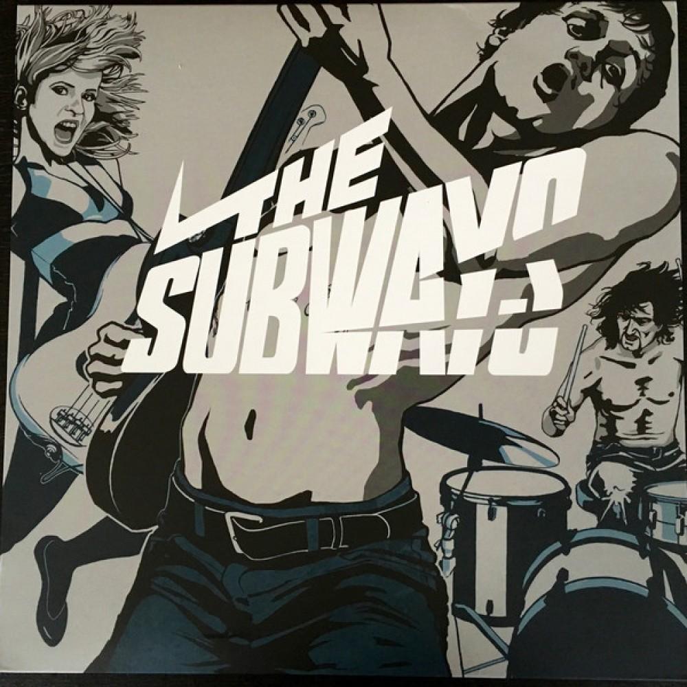Альбом The Subways (White Vinyl)