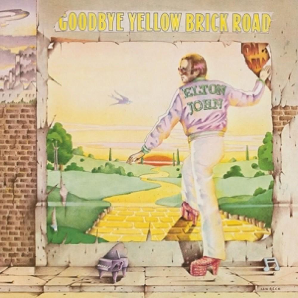 Альбом Goodbye Yellow Brick Road