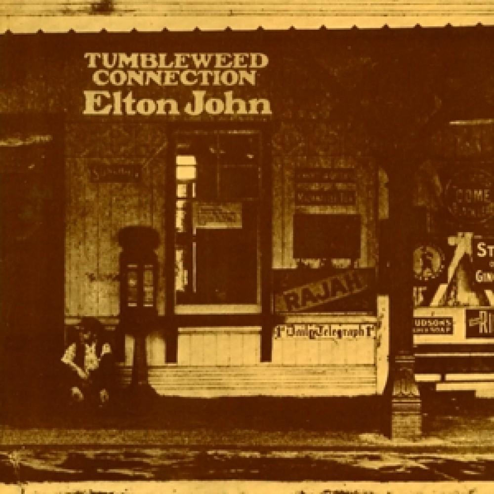 Альбом Tumbleweed Connection