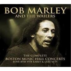 Bob Marley - Live Boston Music Hall 1978