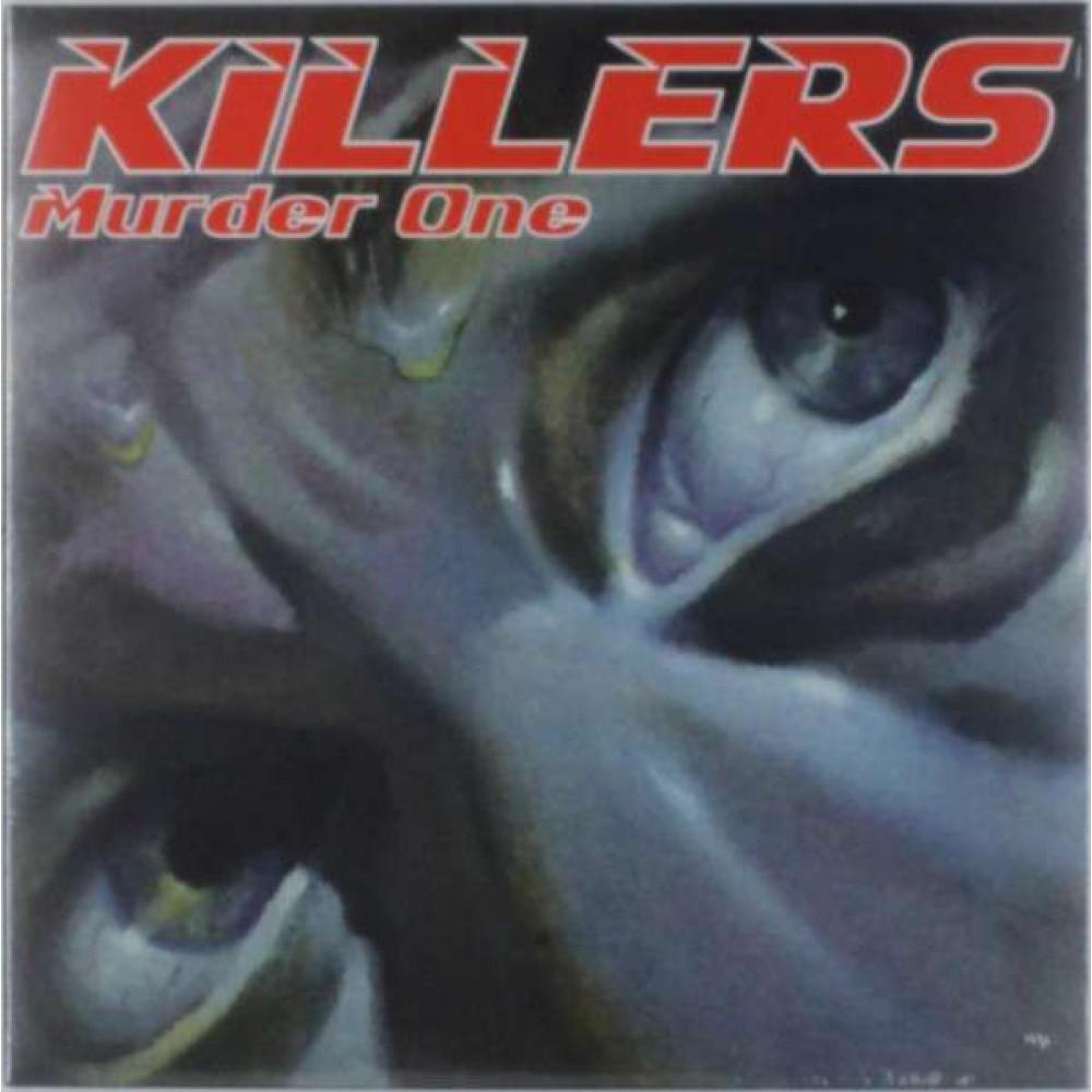 Альбом Murder One  -Blue Vinyl