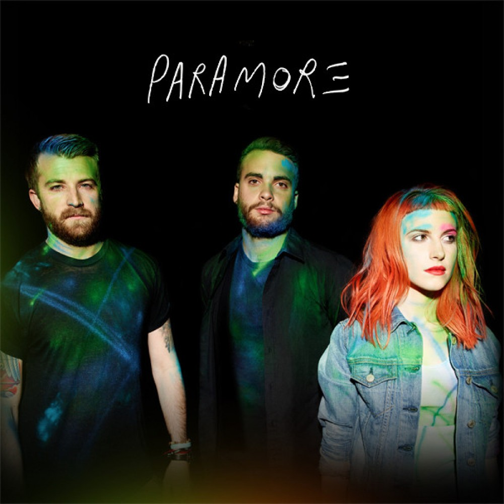 Альбом Paramore