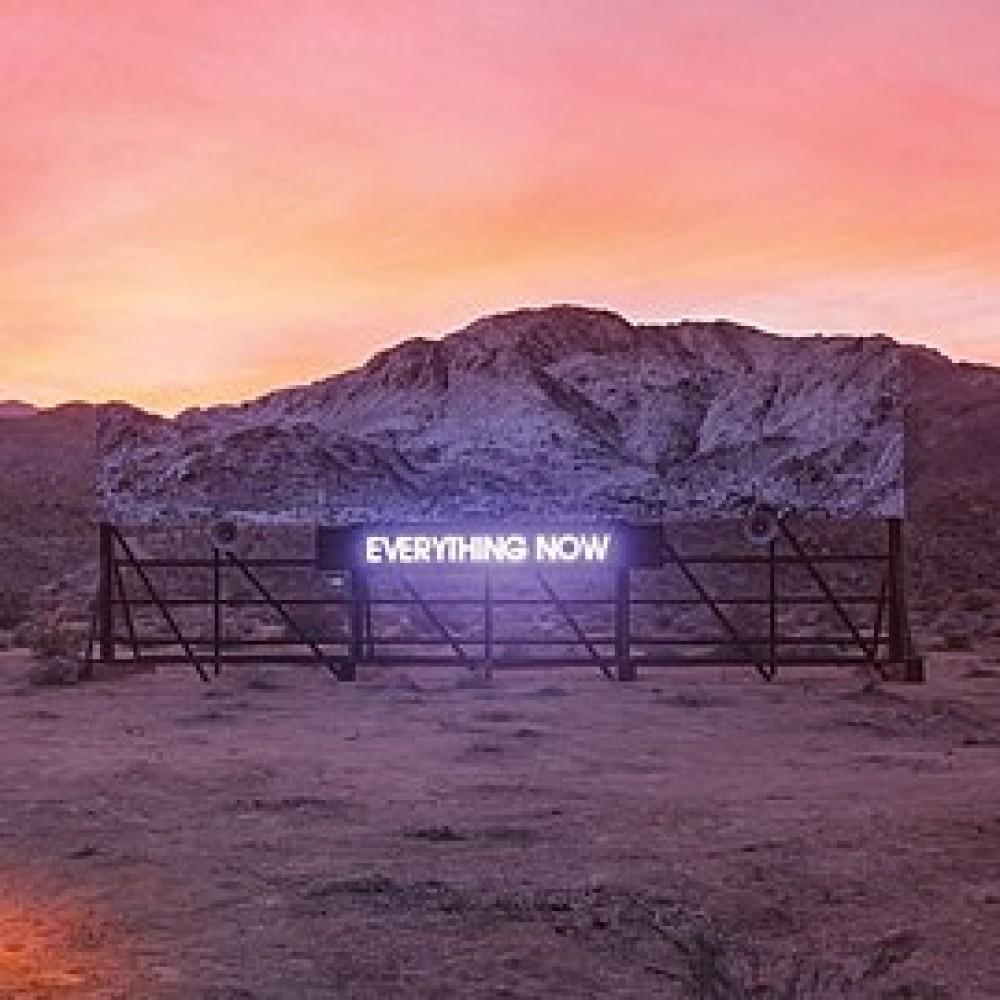 Альбом Everything Now
