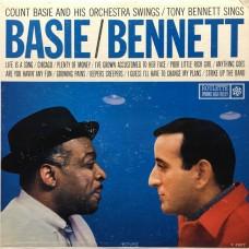 Basie Swings Bennett Sing