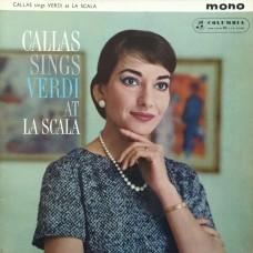 Sings Verdi At La Scala