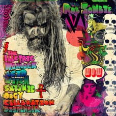 Electric Warlock Acid Witch Satanic Orgy Celeb