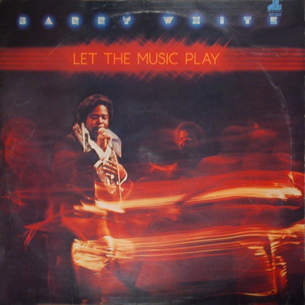 Альбом Let the Music Play